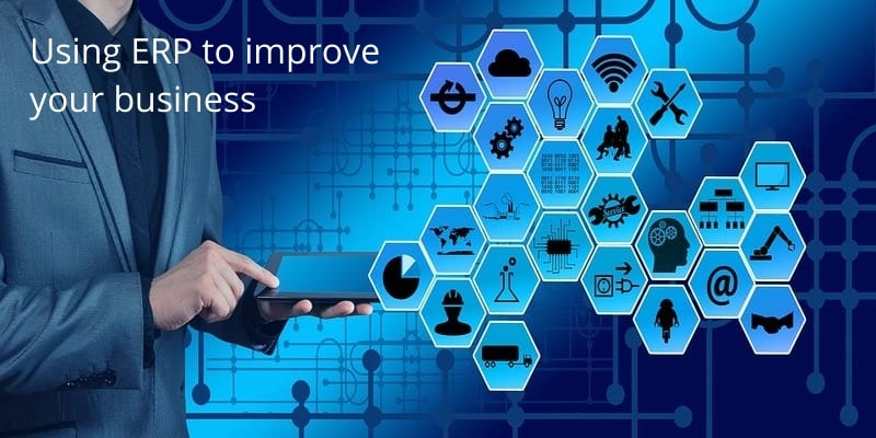ERP for Business Improvements