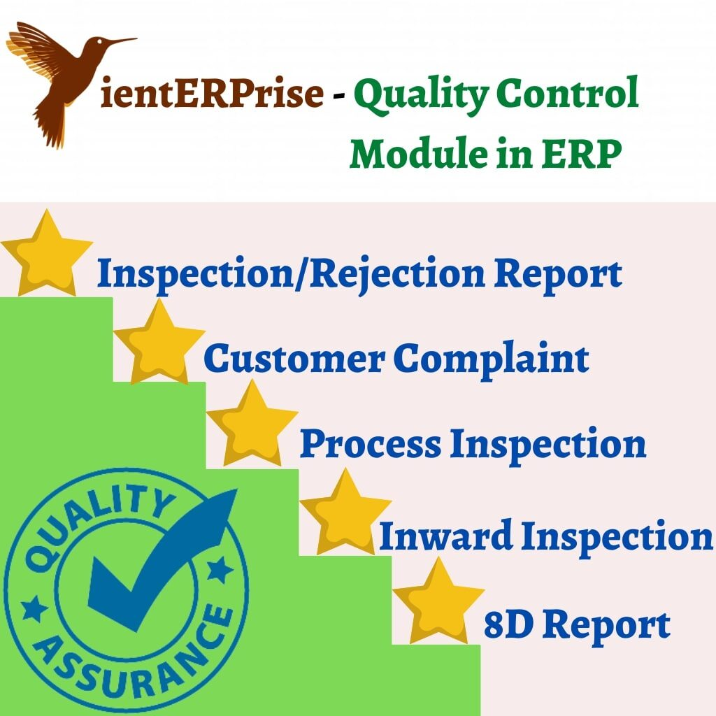 Quality in ERP