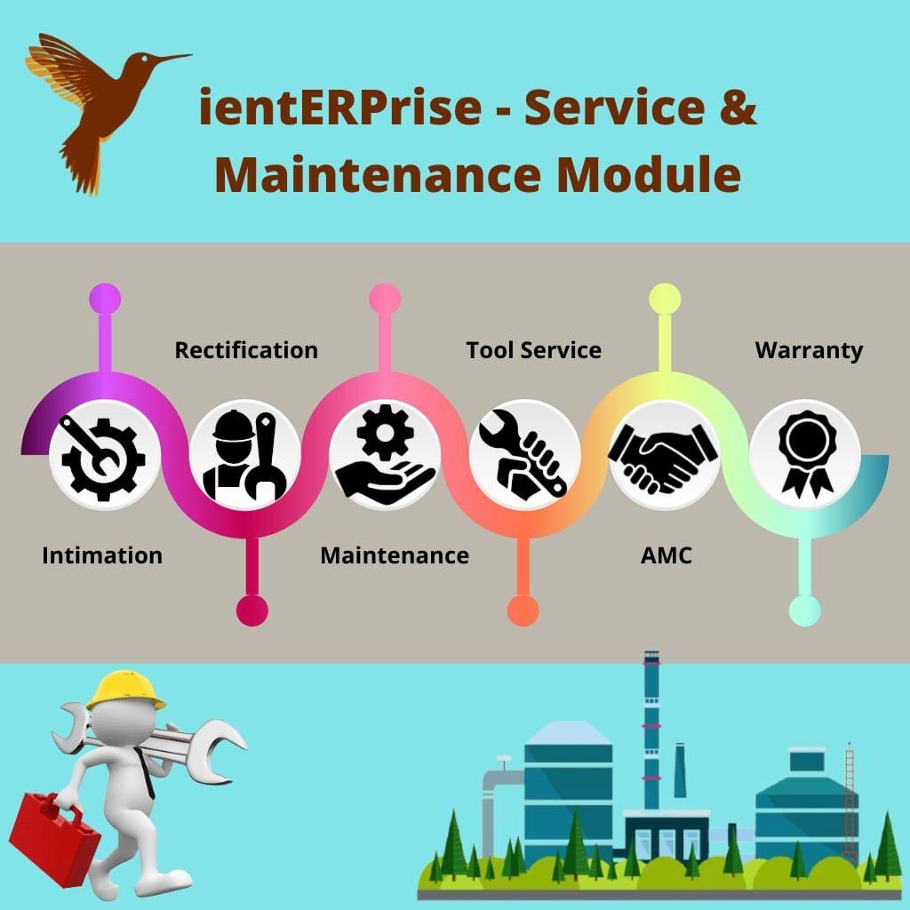 Service Module in ERP