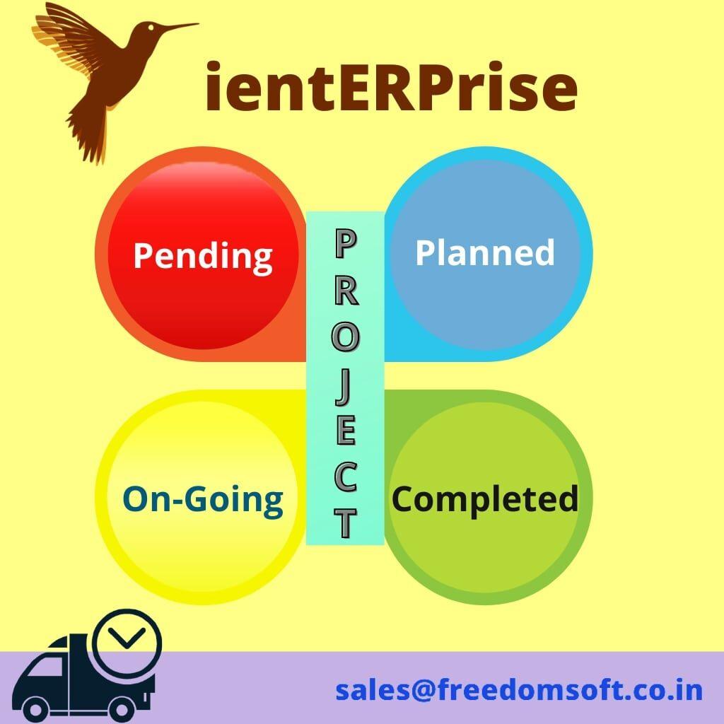 Projects Module in ERP