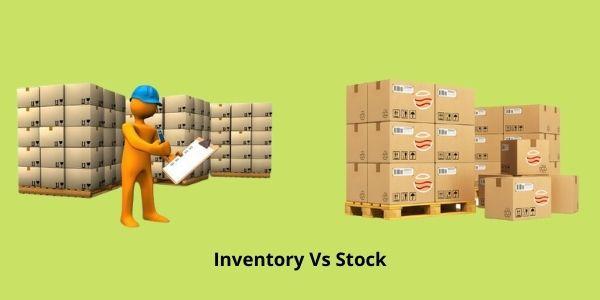 Inventory Vs Stock